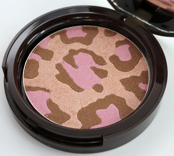 Too Faced Pink Leopard Brightening Bronzer 3 Exclusive! Too Faced Natural Flirt Makeup Collection for Spring 2012 Swatches, Photos & Review