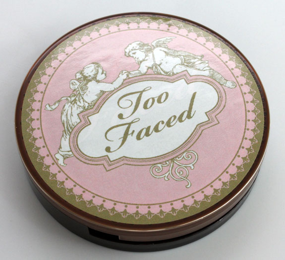 Too Faced Pink Leopard Brightening Bronzer Exclusive! Too Faced Natural Flirt Makeup Collection for Spring 2012 Swatches, Photos & Review