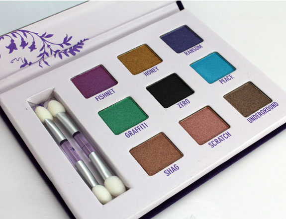 Urban Decay Deluxe Shadow Box 4