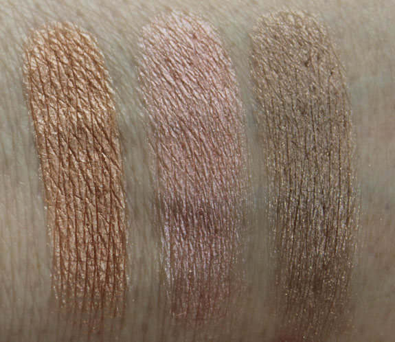 Urban Decay Deluxe Shadow Box Swatches 3