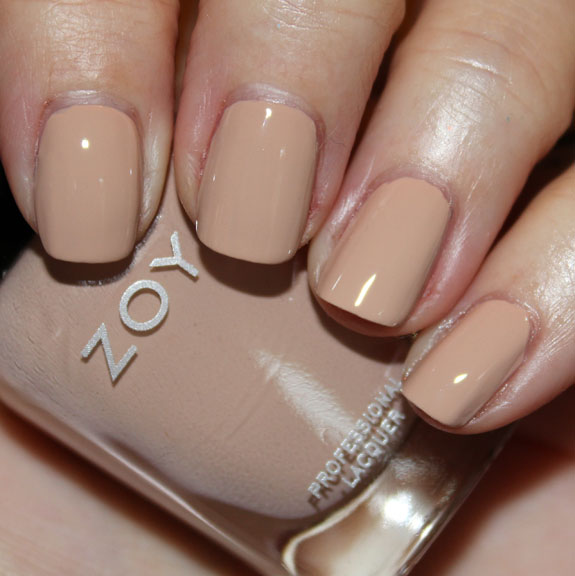 Zoya Feel Collection For Winter 2011 Swatches Review