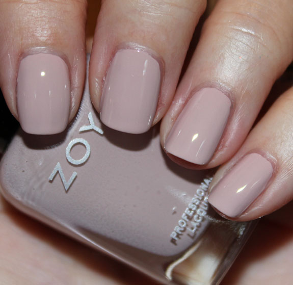 Zoya Feel Collection For Winter 2011 Swatches Amp Review