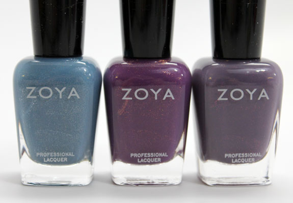 Zoya True 2 Zoya True Collection for Spring 2012 Swatches, Photos & Review