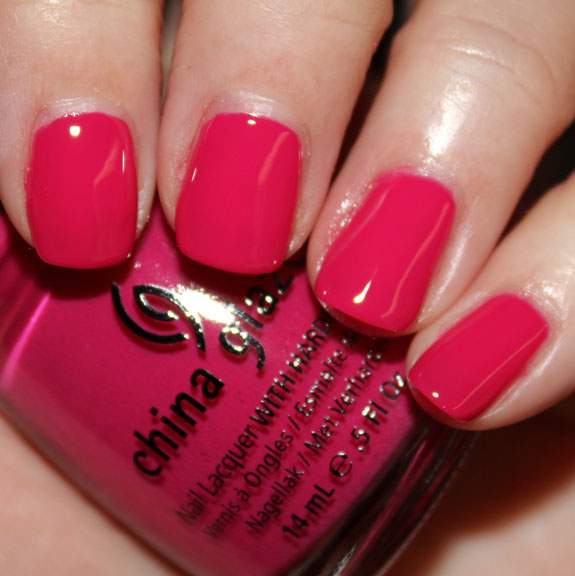 China Glaze Fuchsia Fanatic