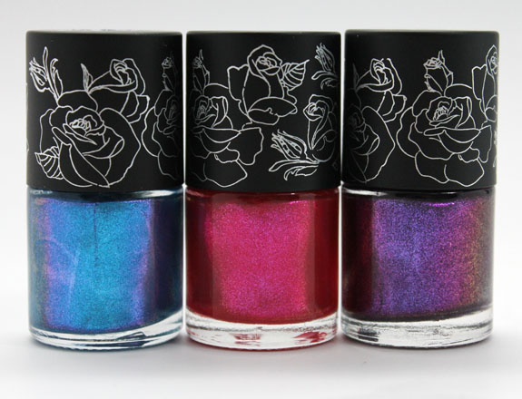 Kat Von D Nail Polish 2 Kat Von D High Voltage Nail Lacquer Swatches & Review