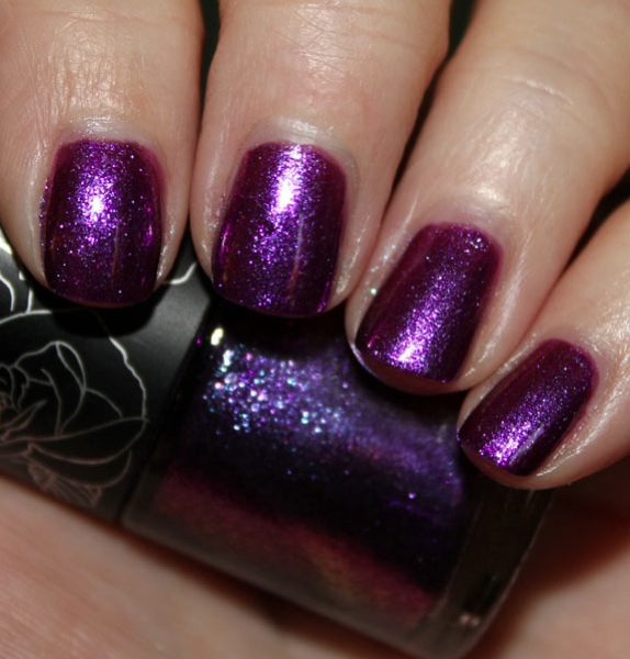 Kat Von D High Voltage Nail Lacquer Swatches & Review | Vampy Varnish