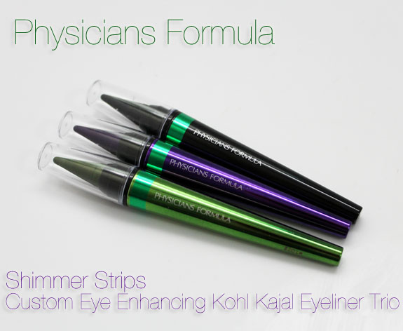 Physicians Formula Custom Eye Enhancing Kohl Kajal Eyeliner Trio
