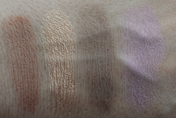 Smashbox Be Discovered Swatches 2