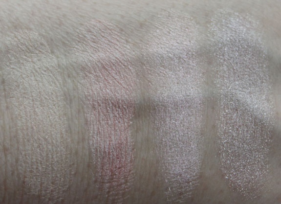 Smashbox Be Discovered Swatches