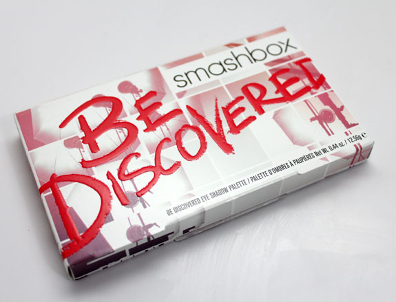 Smashbox Be Discovered