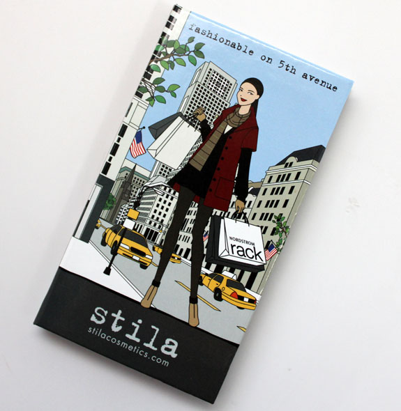 Stila Fashionable on 5th Avenue