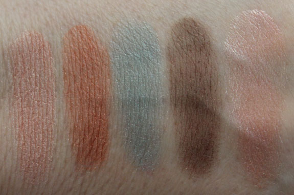 Stila Ravishing on Rodeo Drive Swatches