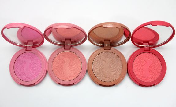 Tarte Amazonian Clay 12 Hour Shimmering Blush 4