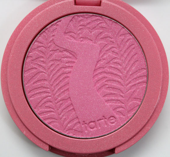 Tarte Amazonian Clay 12 Hour Shimmering Blush Adored 2