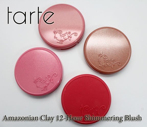 Tarte Amazonian Clay 12 Hour Shimmering Blush