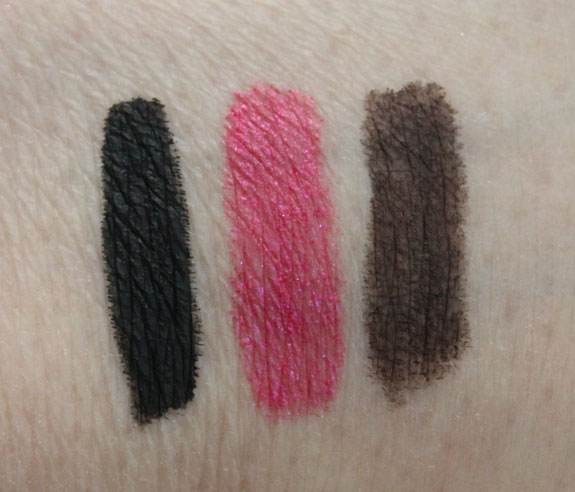 Urban Decay 24 7 Glide On Eye Pencil Swatches