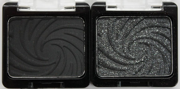 Wet n Wild Coloricon Shimmer Singles Panther and Trashed