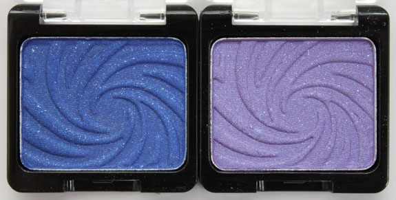 Wet n Wild Coloricon Shimmer Singles Stagedive Surf and Glamrock