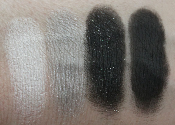 Wet n Wild Coloricon Shimmer Singles Swatches 2