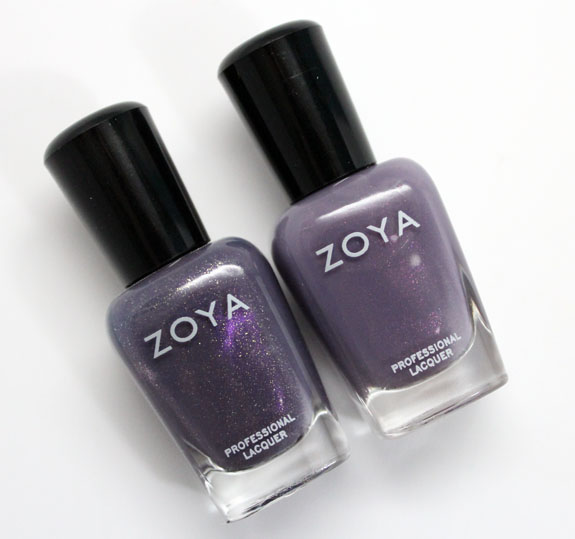 Zoya Neeka vs Lotus 2