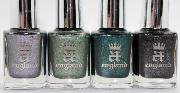 a England The Legends 2 a England The Legends Collection Swatches & Review
