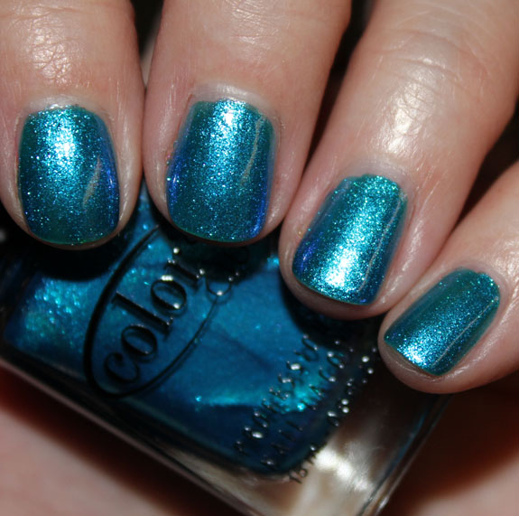Color Club Sky High Color Club Take Wing Collection for Summer 2012 Swatches, Photos & Review