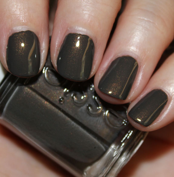 Essie Olive Green Nail Polish - Nails Gallery