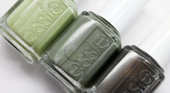 Essie Green Polishes-2