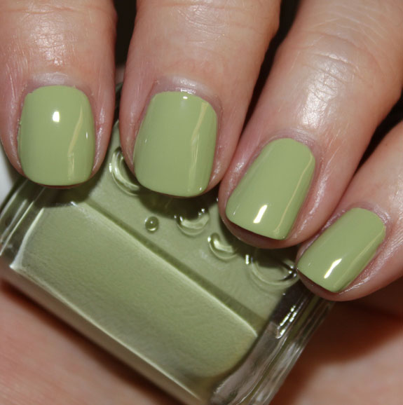 Essie Navigate Her Three Green Essie Shades You Need in Your Life