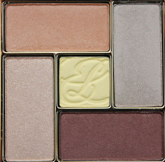 Estee Lauder Pure Color Five Color EyeShadow Palette Topaz Moasic 2