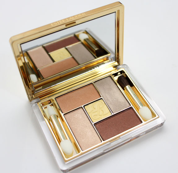 Estee Lauder Pure Color Five Color EyeShadow Palette Topaz Moasic