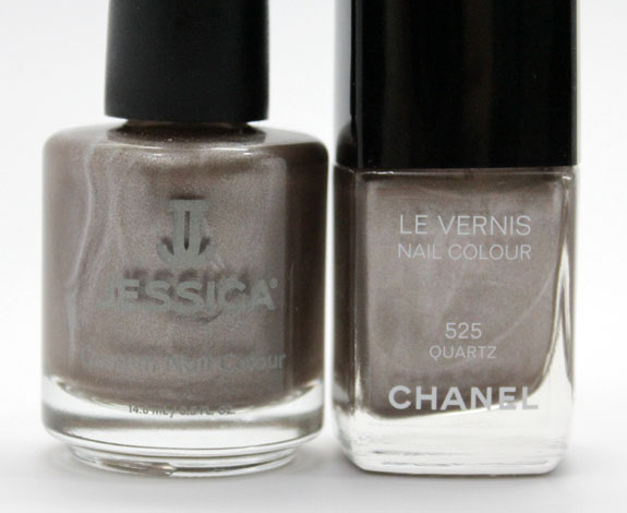 Jessica Bronze Tailed and Chanel Quartz