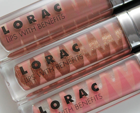 LORAC Lips With Benefits Lip Gloss 2