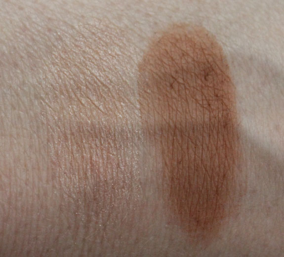 LORAC TANtalizer Bronzer Duo Swatches