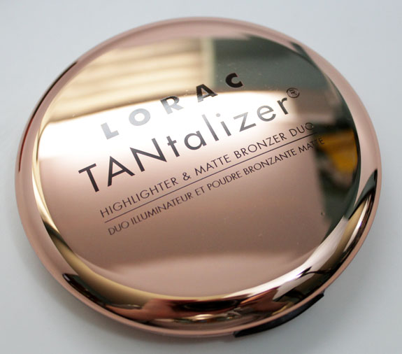 LORAC TANtalizer Bronzer Duo