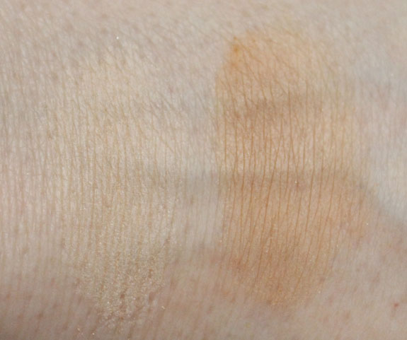 MAC Mineralize Perfectly Finished Foundation Loose Swatches