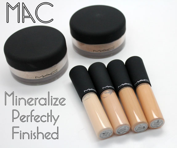 MAC Mineralize Perfectly Finished