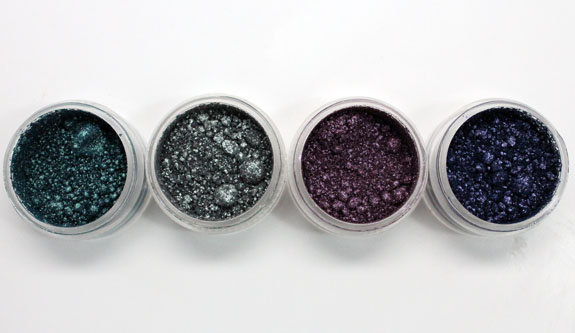 MAC Vera Crushed Metallic Pigment Butterfly Party