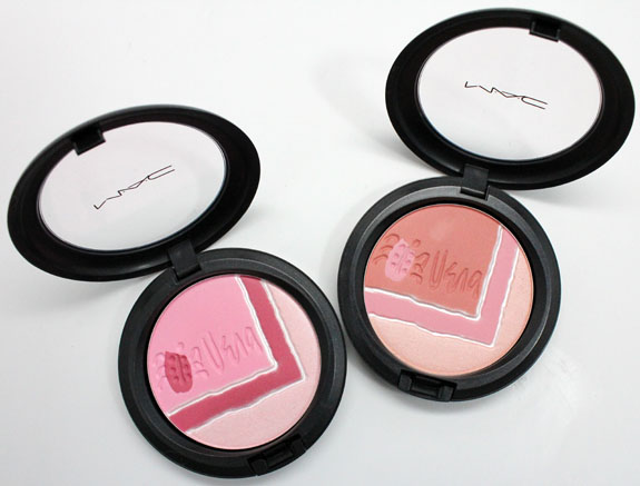 MAC Vera Pearlmatte Face Powder 2