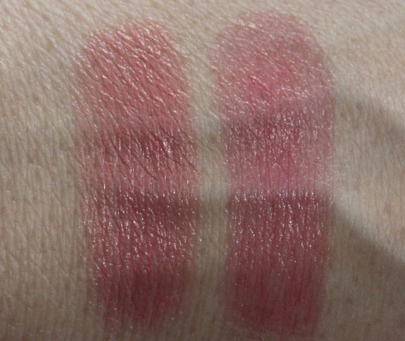 Make Up For Ever Rouge Artist Natural Swatches