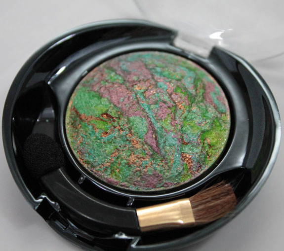 Milani Baked Eyeshadow Green Fortune