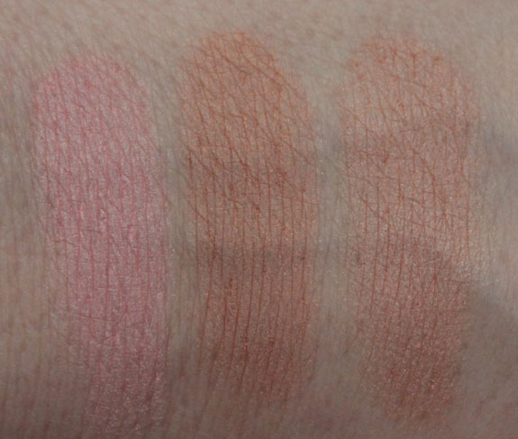Milani Illuminating Face Powder Swatches Beauty's Touch ...