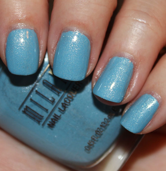 Milani Nail Lacquer Beach Front