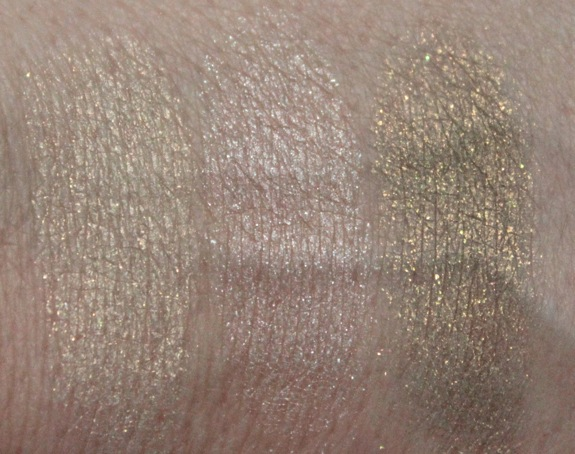 Milani Runway Eye Eyeshadow Swatches Dry