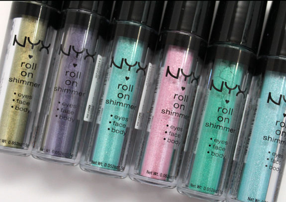 NYX Roll On Shimmer 2