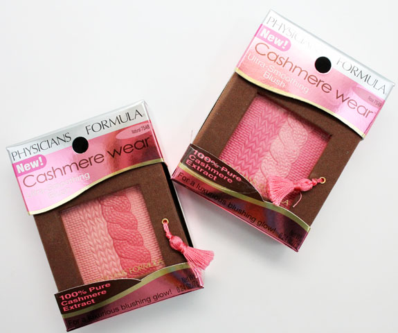Physicians Formula Cashmere wear Ultra Smoothing Blush