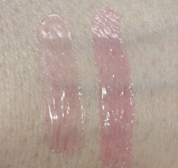 Physicians Formula pH Matchmaker Lip Gloss Swatches 2