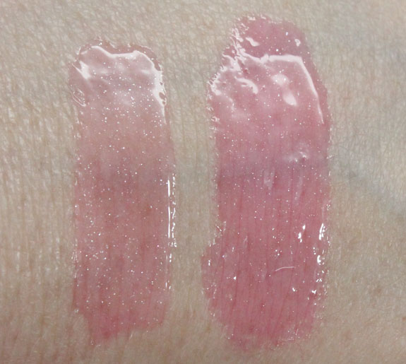Physicians Formula pH Matchmaker Lip Gloss Swatches
