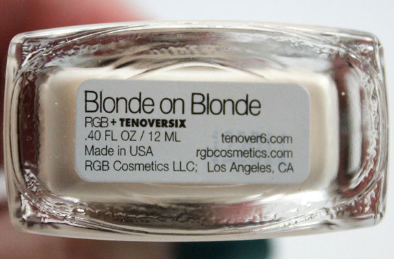 RGB Blonde on Blonde 3