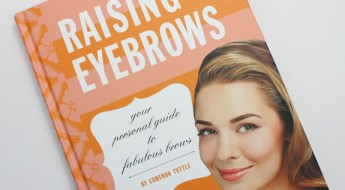 Raising Eyebrows and Benefit Cosmetics
